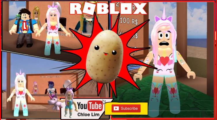 Roblox Potato Panic Gamelog - March 15 2019