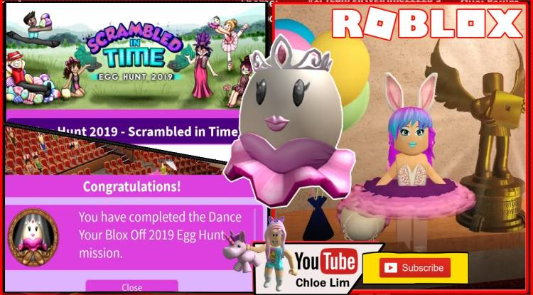 Roblox Dance Your Blox Off Gamelog - May 1 2019