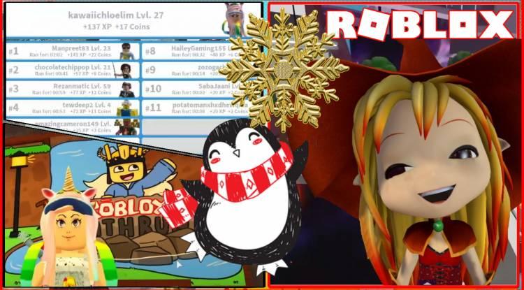 Roblox Deathrun Gamelog - January 05 2020