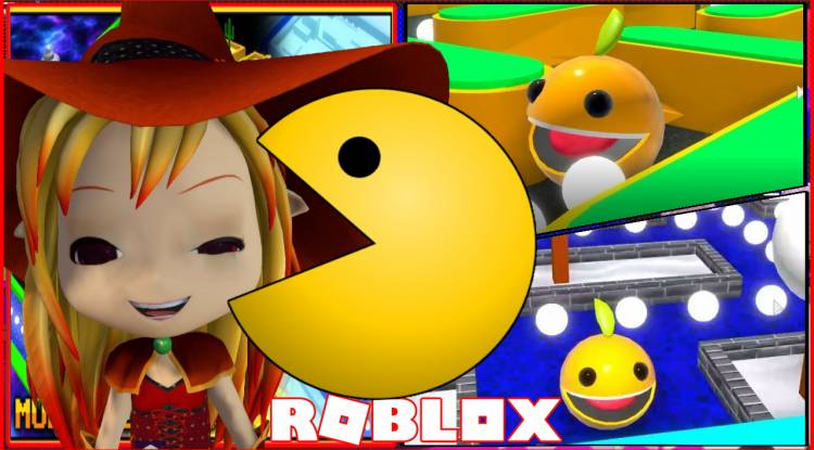 Roblox Pac-Blox Gamelog - February 05 2020