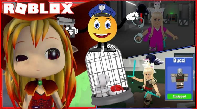 Roblox Prison Tag Gamelog - March 12 2020