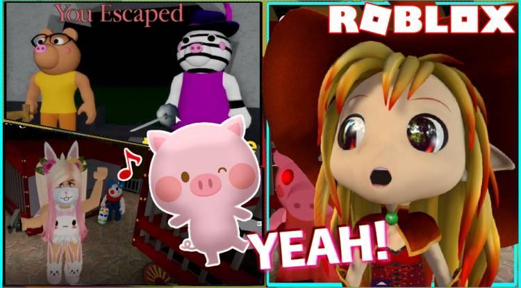 Roblox Piggy Gamelog - April 06 2020