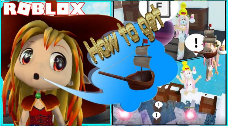 Roblox Whatever Floats your Boat Gamelog - April 17 2020