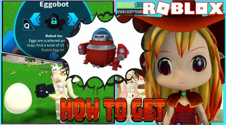 Roblox Robot Inc Gamelog - April 21 2020