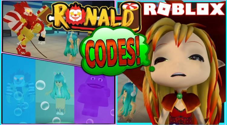 Roblox Ronald Gamelog - June 30 2020