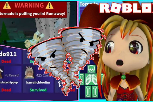 Roblox Tornado Alley Ultimate Gamelog - July 11 2020
