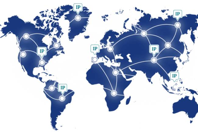 Blockchain-Based IP Sharing
