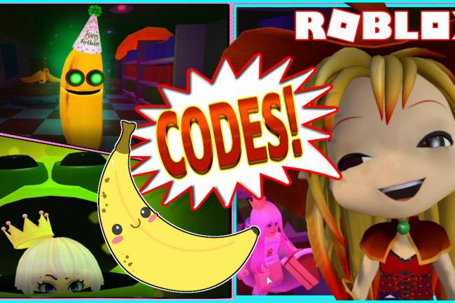 Roblox Banana Eats Gamelog - August 09 2020