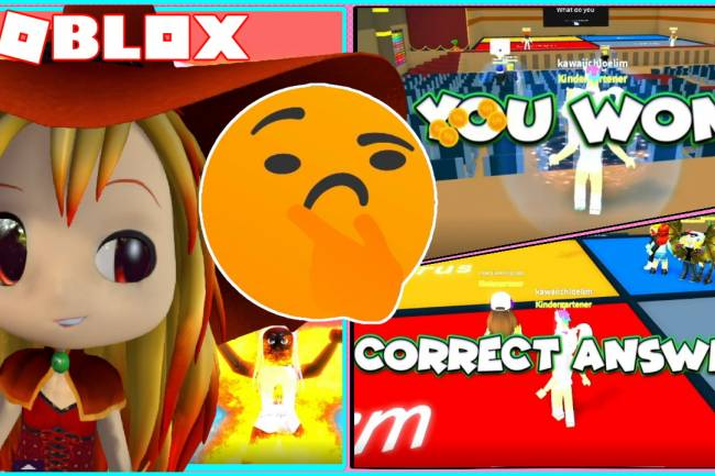 Roblox Clueless Gamelog - September 04 2020