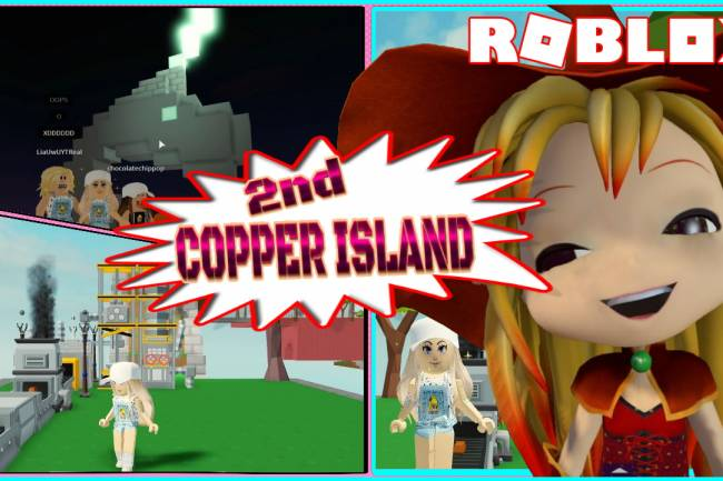 Roblox Islands Gamelog - September 23 2020