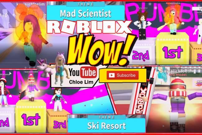 Roblox Runway Rumble Gamelog - June 27 2018