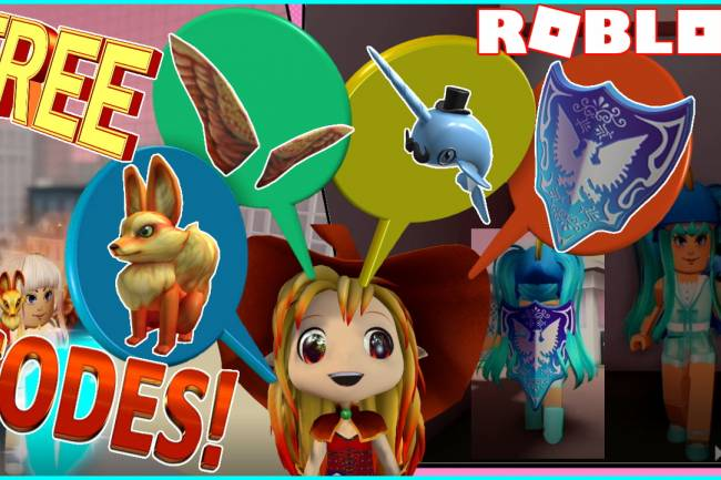 Roblox PROMO CODES Gamelog - October 23 2020