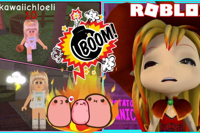 Roblox Potato Panic Gamelog - November 20 2020
