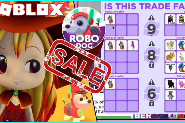 Roblox Adopt Me Gamelog - November 26 2020
