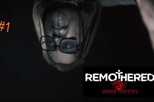 Horror let's play: Remothered: Broken Porcelain Part 1