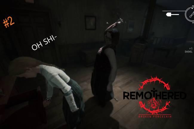 Horror Gameplay: Remothered: Broken Porcelains Part 2