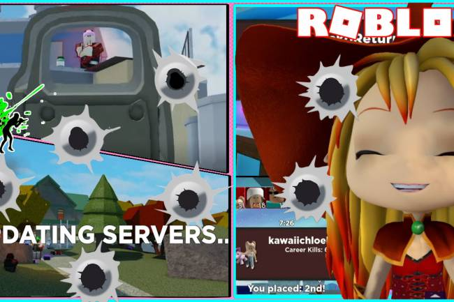 Roblox Arsenal Gamelog - February 06 2021