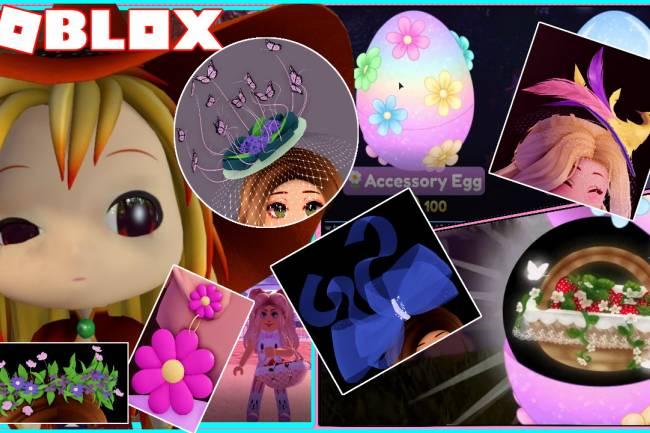 Roblox Royale High Gamelog - April 08 2021