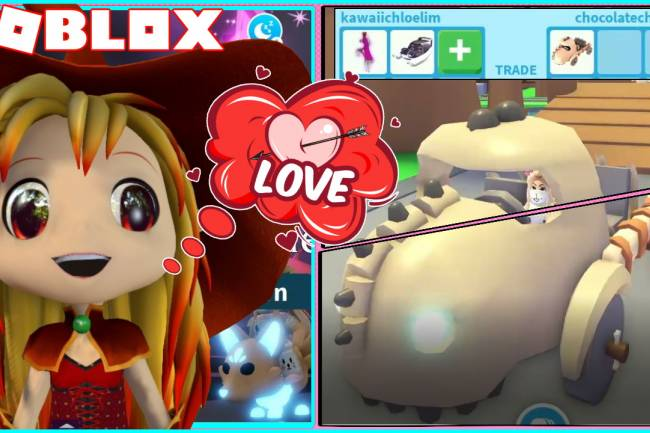 Roblox Adopt Me Gamelog - April 10 2021