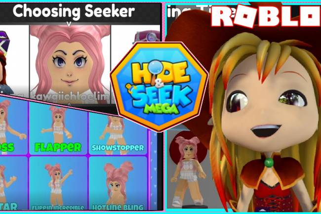 Roblox Mega Hide and Seek Gamelog - May 07 2021