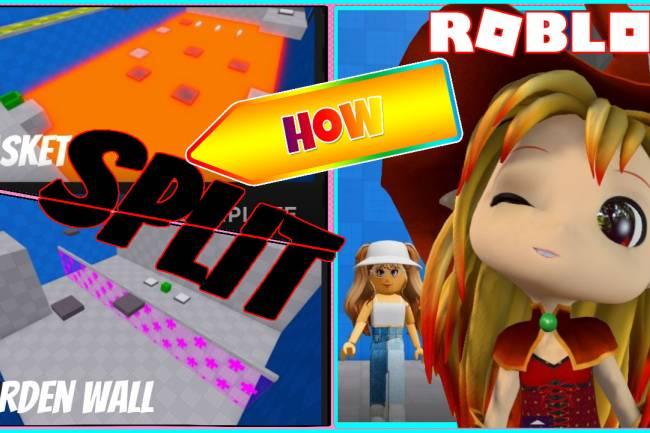 Roblox Split Gamelog - June 01 2021