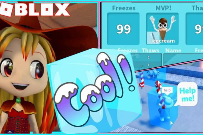 Roblox Icebreaker Gamelog - June 16 2021
