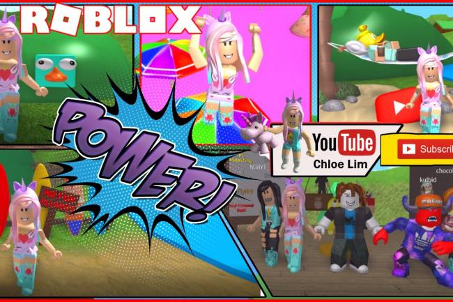 Roblox Escape the Summer Camp Obby Gamelog - July 30 2018