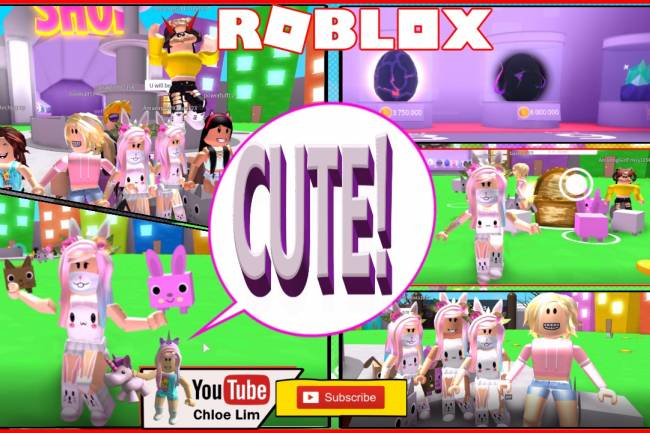 Roblox Pet Simulator Gamelog - August 9 2018