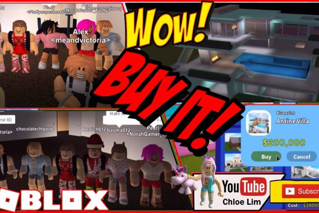 Roblox RoCitizens Gamelog - September 1 2018