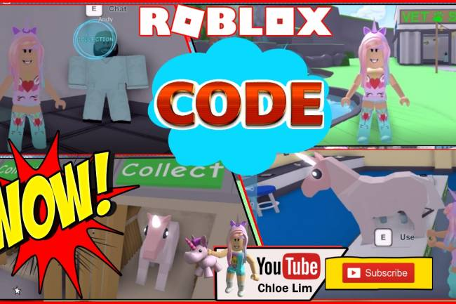 Roblox Vet Simulator Gamelog - September 7 2018