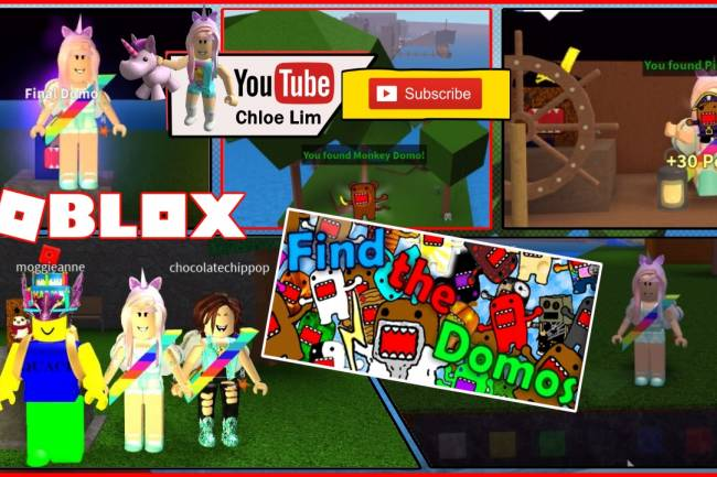 Roblox Find the Domos Gamelog - September 22 2018