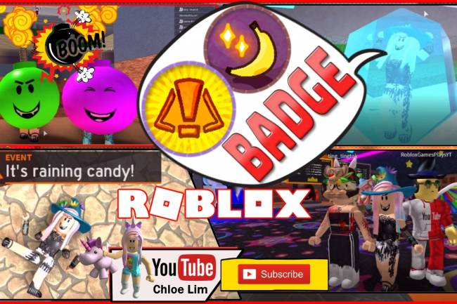 Roblox Super Bomb Survival Gamelog - October 8 2018