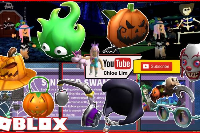Roblox Sinister Swamp Gamelog - October 22 2018