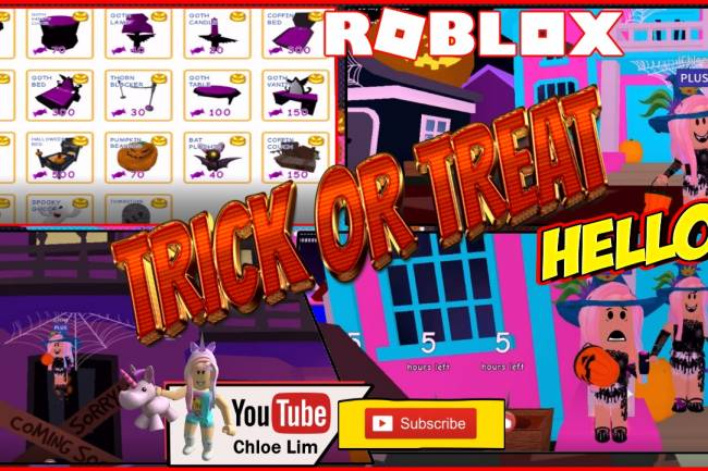 Roblox MeepCity Gamelog - October 24 2018