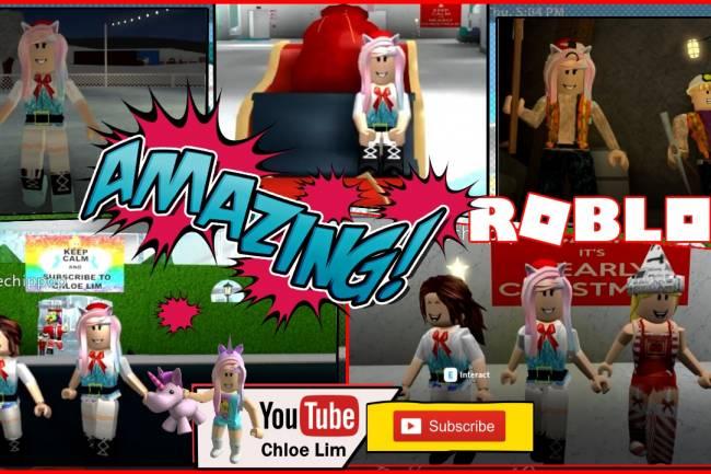 Roblox Welcome to Bloxburg Gamelog - December 10 2018