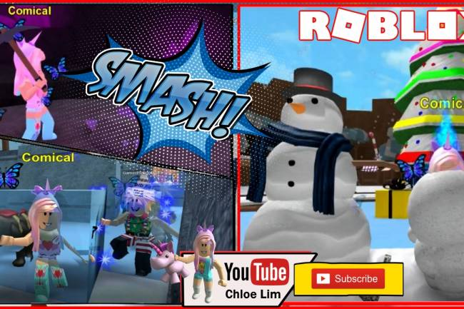 Roblox Epic Minigames Gamelog - December 29 2018