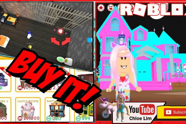 Roblox MeepCity Gamelog - January 17 2019