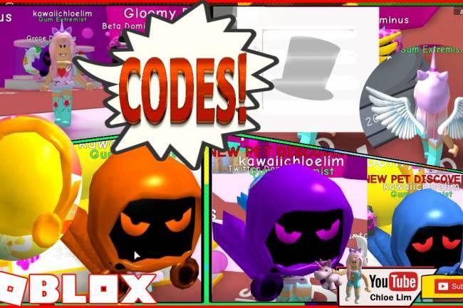 Roblox Bubble Gum Simulator Gamelog - January 21 2019
