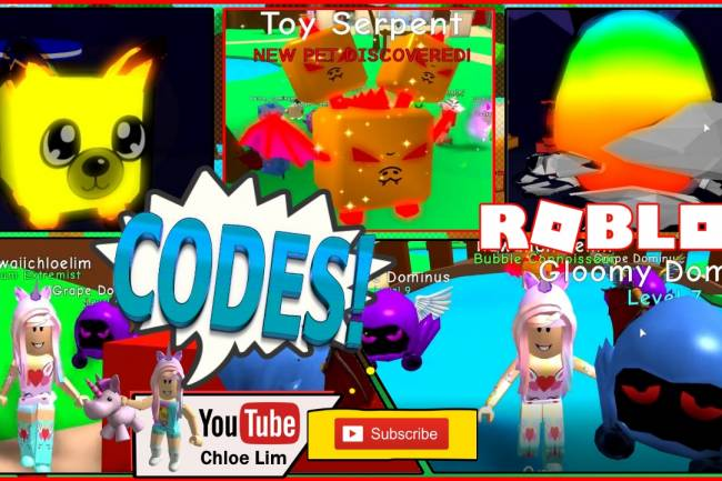 Roblox Bubble Gum Simulator Gamelog - February 3 2019