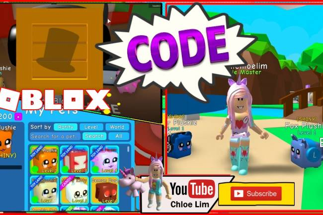 Roblox Bubble Gum Simulator Gamelog - February 10 2019