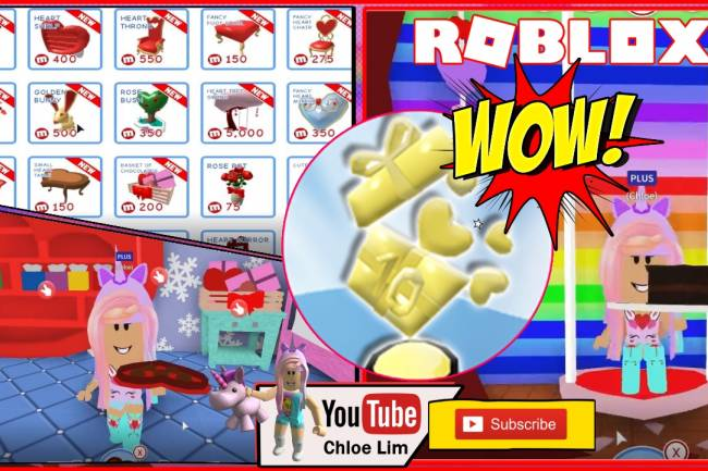 Roblox MeepCity Gamelog - February 10 2019