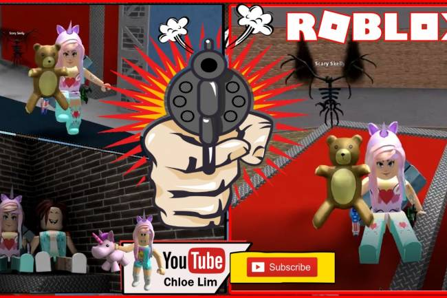Roblox Murder Mystery 2 Gamelog - March 4 2019