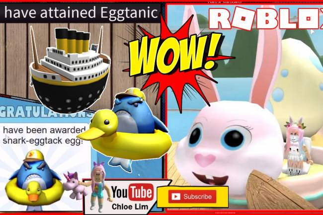 Roblox Titanic and SharkBite Gamelog - March 5 2019