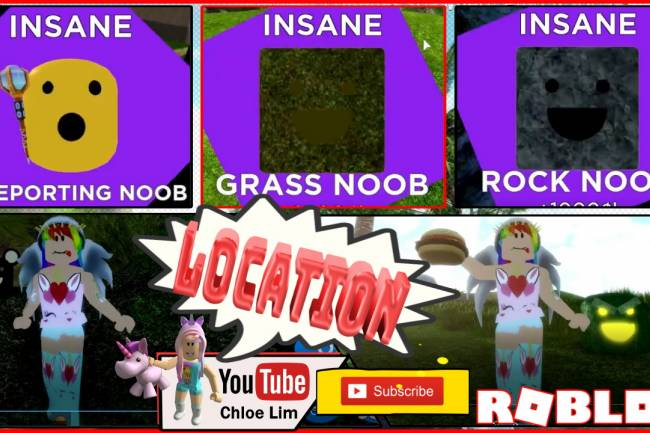 Roblox Find the Noobs 2 Gamelog - July 22 2019
