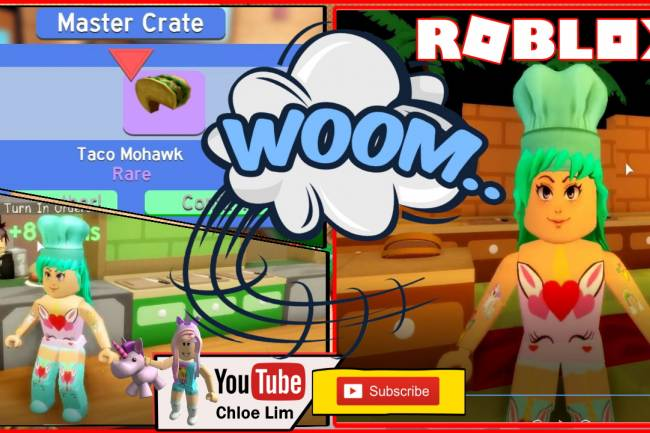 Roblox Dare To Cook Gamelog - July 30 2019