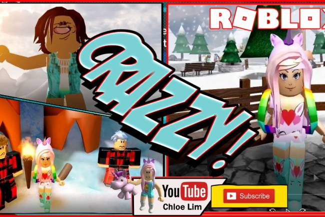 Roblox Frosty Mountain Gamelog - July 07 2019