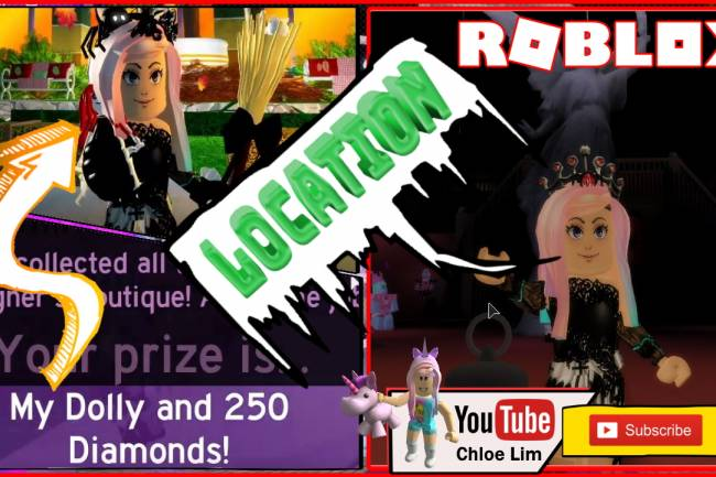 Roblox Royale High Halloween Event Gamelog - October 08 2019