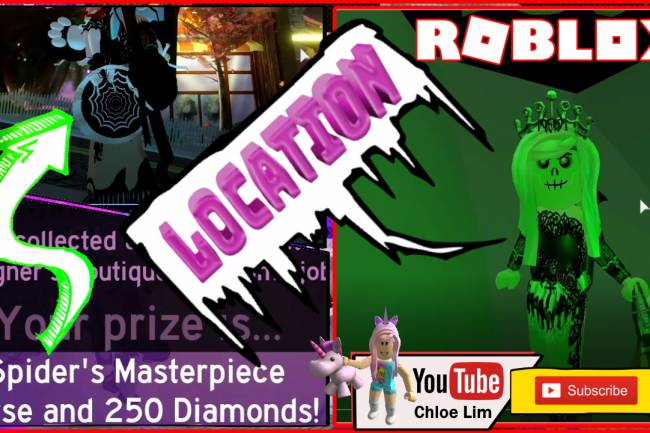 Roblox Royale High Halloween Event Gamelog - October 09 2019