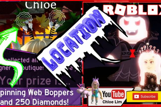 Roblox Royale High Halloween Event Gamelog - October 14 2019