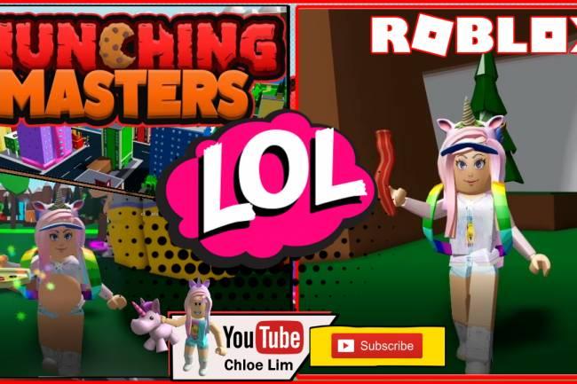 Roblox Munching Masters Gamelog - November 23 2019